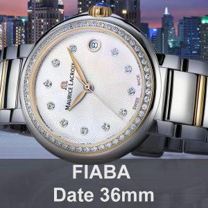 FIABA Date 36mm