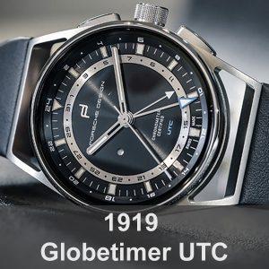 GLOBETIMER UTC 1919