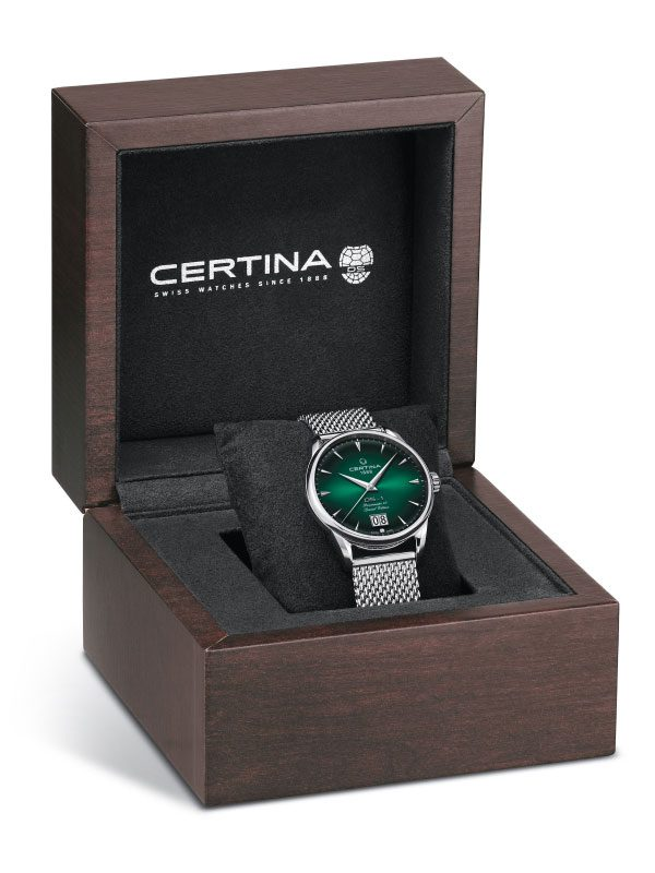 CERTINA DS-1 Big Date Powermatic 80 C029.426.11.091.60 Special Edition