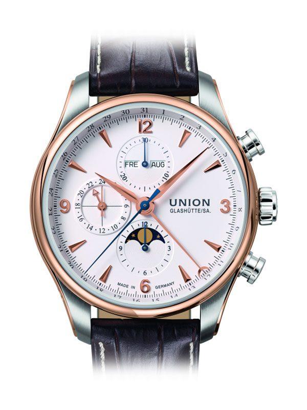 UNION Glashütte Belisar Chronograph Mondphase D904.425.46.017.01