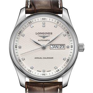 LONGINES Master Collection L2.910.4.77.3 Herrenuhr