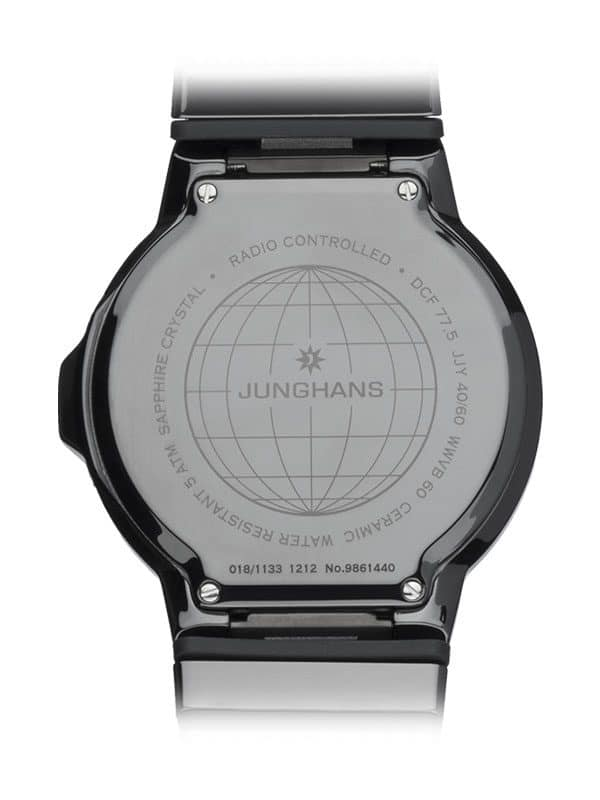 JUNGHANS Force Mega Solar 018/1133.44