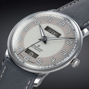 JUNGHANS Meister Driver Day Date 027/4720.00