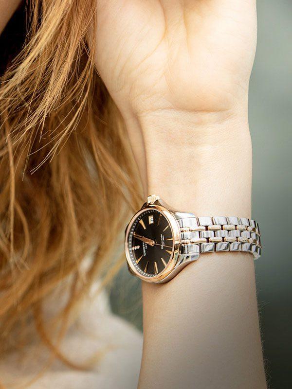 CERTINA DS Action Lady Diamonds C032.051.22.086.00 COSC
