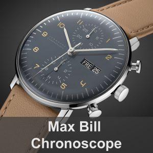 MAX BILL Chronoscope