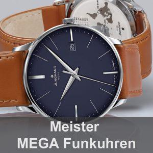 MEISTER MEGA Funkuhren