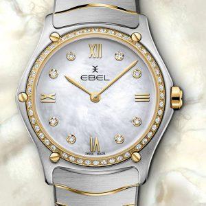 EBEL Sport Classic Lady 1216390A Quartz Damenuhr