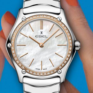 EBEL Sport Classic Lady 1216453A Polished