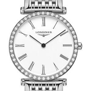 LONGINES La Grande Classique L4.523.0.11.6 Quarz Damenuhr