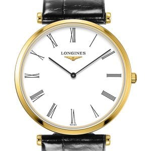 LONGINES La Grande Classique L4.709.2.21.2 Quarz Damenuhr