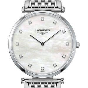 LONGINES La Grande Classique L4.709.4.88.6 Quarz Damenuhr