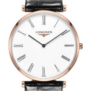LONGINES La Grande Classique L4.766.1.91.2 Quarz Herrenuhr