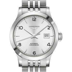 LONGINES Record L2.321.4.76.6 Damenuhr Chronometer