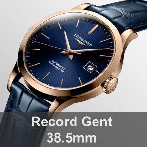 Record Gent 38.5mm