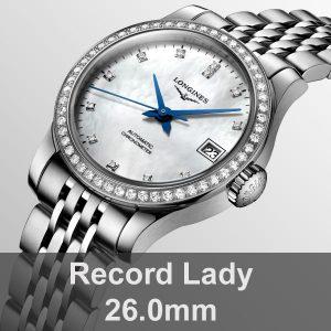 Record Lady 26.0mm