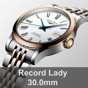 Record Lady 30.0mm