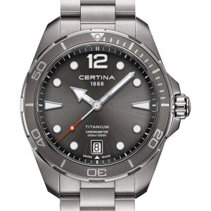 CERTINA DS Action Diver C032.451.44.087.00 Titanium