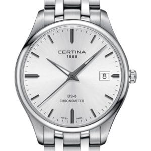 CERTINA DS-8 C033.451.11.031.00 COSC