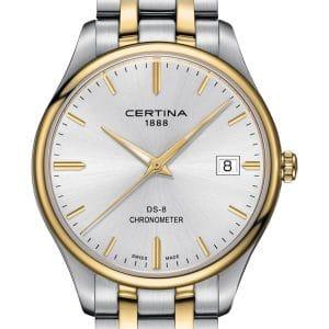 CERTINA DS-8 C033.451.22.031.00 COSC