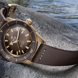 RADO Captain Cook Automatic Bronze R32504306 / 01.763.0504.3.230