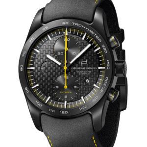 PORSCHE DESIGN Chronotimer Flyback Racing Yellow 4046901675707