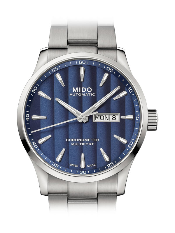 MIDO Multifort Chronometer M038.431.11.041.00 COSC