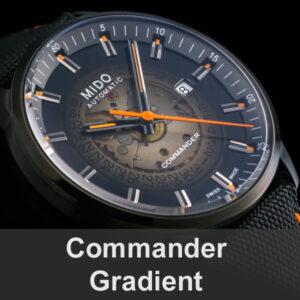 COMMANDER GRADIENT