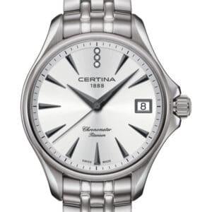 CERTINA DS Action Lady Diamonds C032.051.44.036.00 Titanium COSC