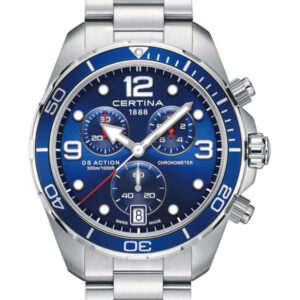 CERTINA DS Action Diver Chronograph C032.434.11.047.00