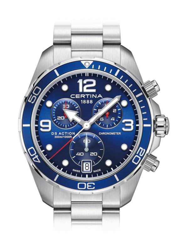 CERTINA DS Action Diver Chronograph C032.434.11.047.00