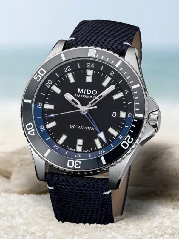 MIDO Ocean Star GMT M026.629.17.051.00