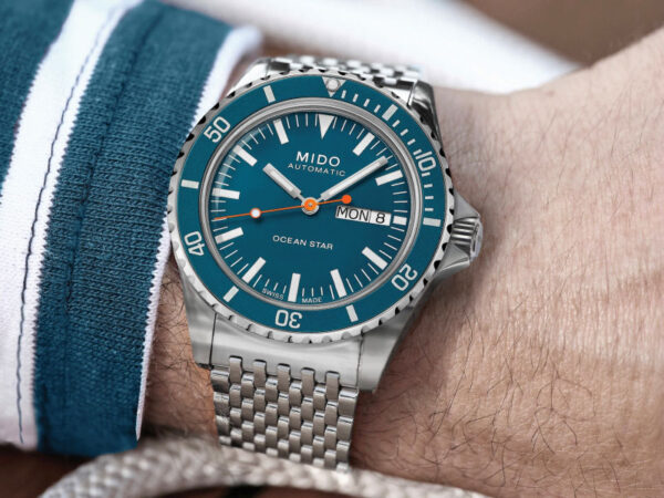 MIDO Ocean Star Tribute M026.830.11.041.00 Special Edition
