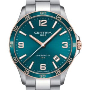 CERTINA DS-8 C033.851.21.097.00 COSC