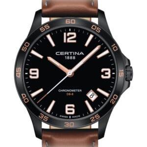 CERTINA DS-8 C033.851.36.057.00 COSC