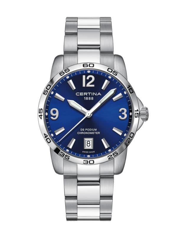 CERTINA DS Podium Gent Chronometer C034.451.11.047.00 COSC