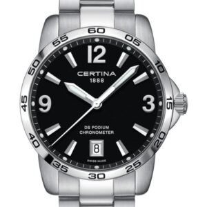 CERTINA DS Podium Gent Chronometer C034.451.11.057.00 COSC