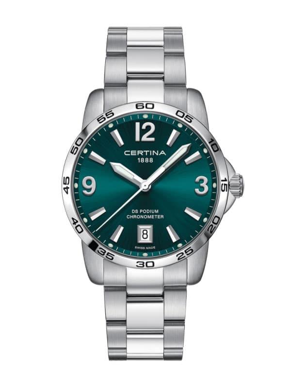 CERTINA DS Podium Gent Chronometer C034.451.11.097.00 COSC