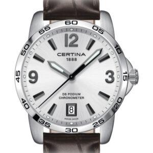CERTINA DS Podium Gent Chronometer C034.451.16.037.00 COSC