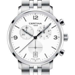 CERTINA DS Caimano Chronograph C035.417.11.037.00 Precidrive