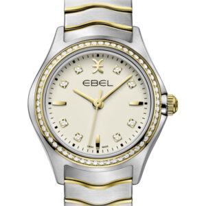 EBEL Wave Lady 1216481 Quarz Damenuhr