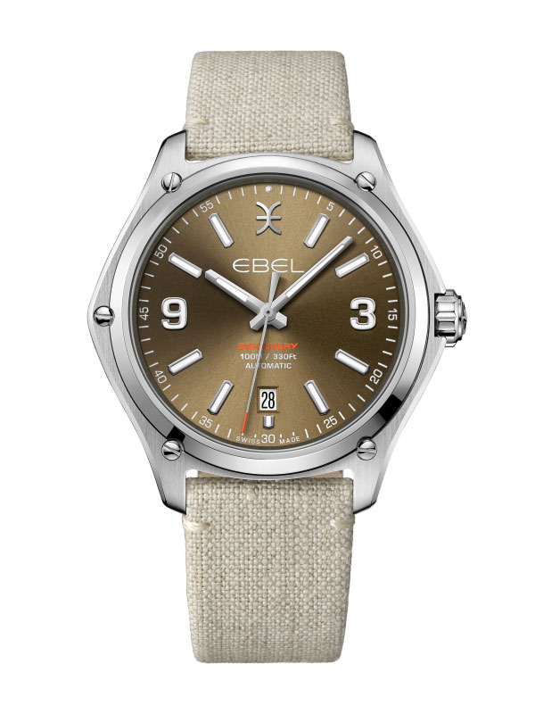 EBEL Discovery Gent Automatic 1216513
