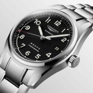 LONGINES Spirit L3.810.4.53.6 Herrenuhr Chronometer