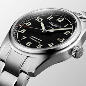 LONGINES Spirit L3.811.4.53.6 Herrenuhr Chronometer