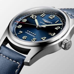 LONGINES Spirit L3.811.4.93.0 Herrenuhr Chronometer