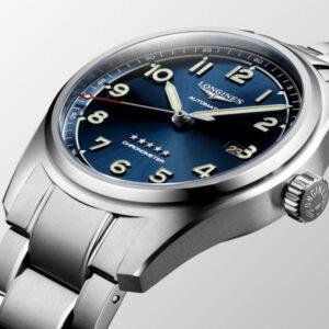 LONGINES Spirit L3.811.4.93.6 Herrenuhr Chronometer