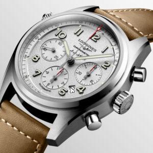 LONGINES Spirit Chronograph L3.820.4.73.2 Chronometer