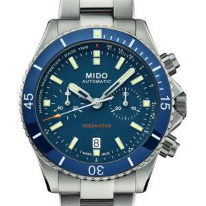 MIDO Ocean Star Chronograph M026.627.44.041.00 Titanium
