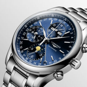 LONGINES Master Collection L2.673.4.92.6 Chronograph Mondphase
