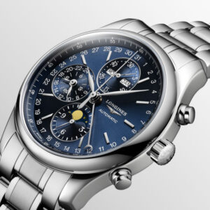 LONGINES Master Collection L2.773.4.92.6 Chronograph Mondphase