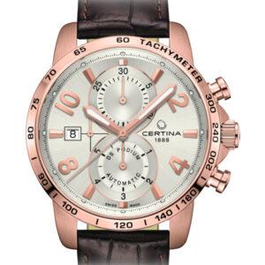 CERTINA DS Podium Chronograph Automatic C034.427.36.037.00